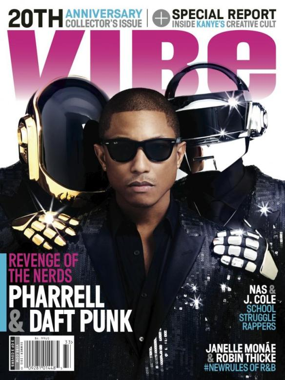 Pharrel Williams & Daft Punk Vibe Cover (2013